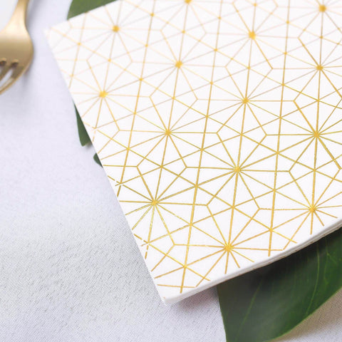Fancy Paper Napkins
