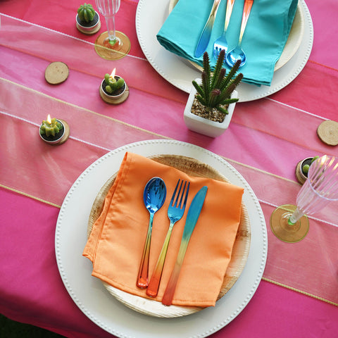 Cinco de Mayo Place Settings