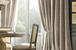 Premium Soft Velvet Curtains