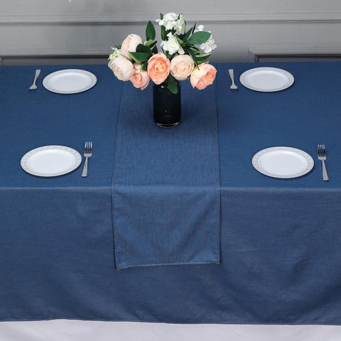 Denim Table Runner