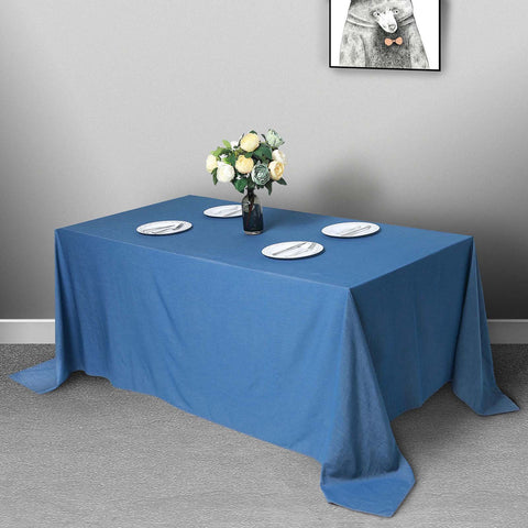 Denim Tablecloth