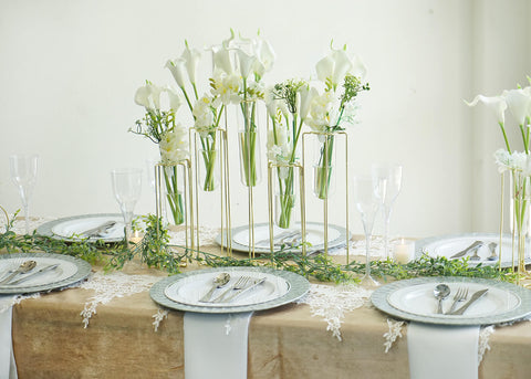 Nordic style tablescape