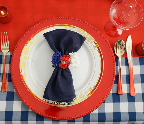 veterans day table decorations