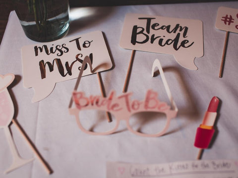 bride to be decorations