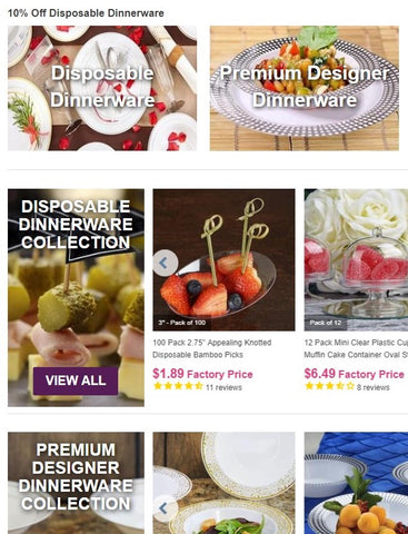 tableclothsfactory coupon code 2019