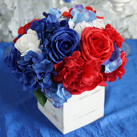 Labor Day Centerpiece Decor