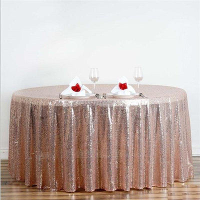 "108"" Rose Gold