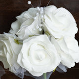 60 SPECIAL EDITION J'adore! Silk Roses  - White
