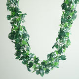 6 Ft Green UV Protected Artificial Fall Ivy Pothos 3D Garland Foliage