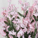 12 Silk Baby Breath-Pink