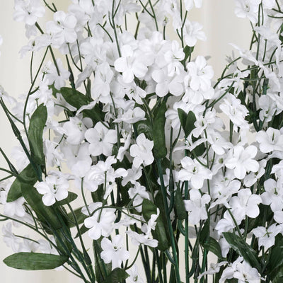 12 Silk Baby Breath-White