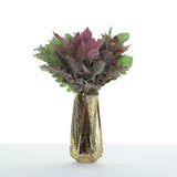 Pack of 3 | 14.5 inches Artificial Dusty Miller Leaf Spray