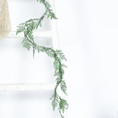 Artificial Greenery Garland | Fake Vines Hanging Ferns