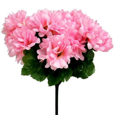 84 Silk Chrysanthemum - Pink