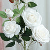 Long Stem Roses, Artificial Flowers, Rose Bouquet