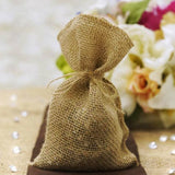 Small Burlap Bags, Burlap Sack, Gift Bag Wedding Favors