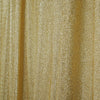 20FT x 10FT Champagne Metallic Shiny Spandex Glittering Backdrop