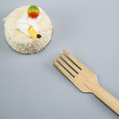 Bamboo Forks, Bamboo Cutlery, Eco Friendly Utensils