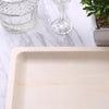 Rectangle Serving Plate, Wooden Serving Tray, Compostable Plates
