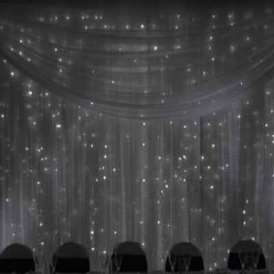 20ftx8ft Chic-Inspired Backdrops -Black