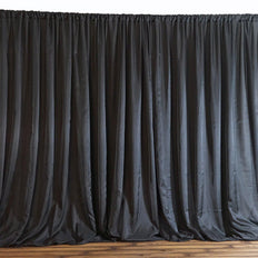 20ftx10ft Chic-Inspired Backdrops -Black