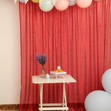8 FT Sequin Curtains, Photo Booth Backdrop