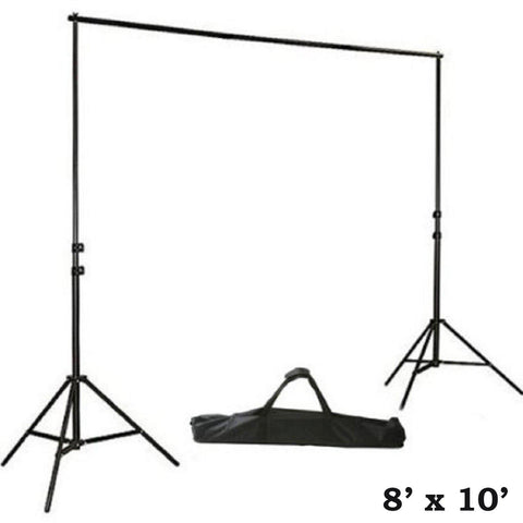 8u0027 x10u0027 Adjustable Heavy Duty Pipe and Drape Kit Wedding Photography Backdrop Stand  sc 1 st  Tablecloths Factory & 8u0027 x10u0027 Adjustable Heavy Duty Pipe and Drape Kit Wedding Photography ...