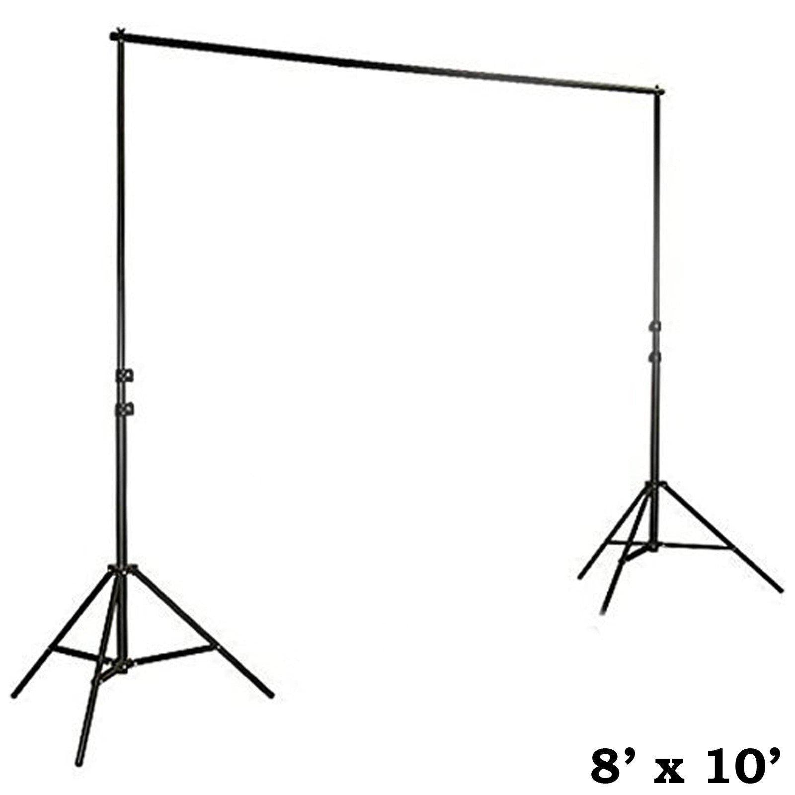 adjustable and image incredible trends marvelous photography heavy trend pipe style crossbar of drape kit duty backdrop wedding ft drapes