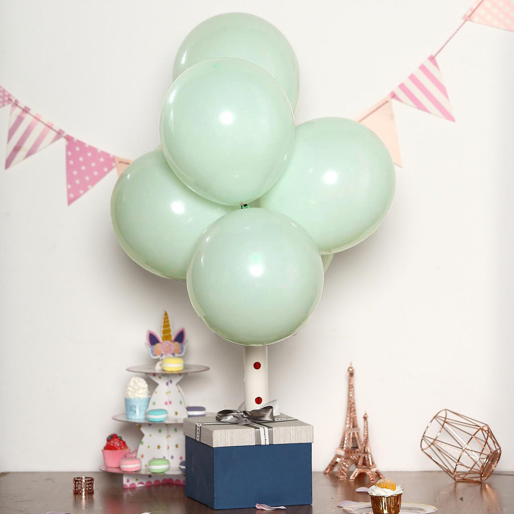"""25X Pastel Colour Quality Latex 5/"""" Inch Balloons Decent Look Decor Party Balloon"""