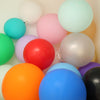 "2 Pack | 32"" Large Pastel Blush Round Latex Balloons 
