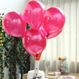 "25 Pack | 12"" Wine Pearl Balloons 