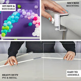 12FT Heavy Duty Balloon Arch Stand Kit