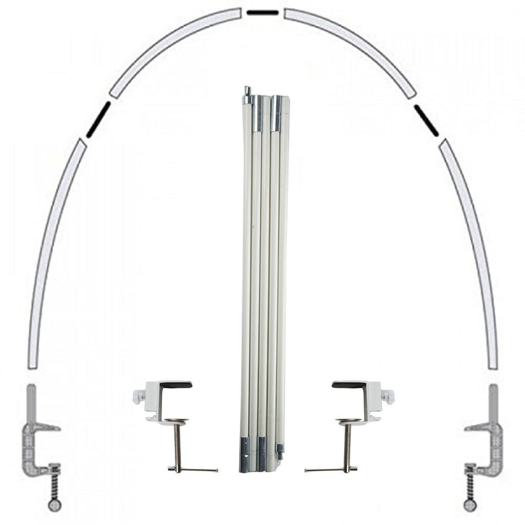 12ft Adjustable Balloon Arch Stand Kit For Wedding Party