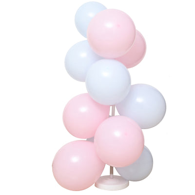 Set of 2 | 8 FT Balloon Columns | Balloon Pillars Stand Kit