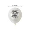 "25 Pack | 12"" Metallic Latex Balloons - Our Wedding"