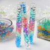 200 to 250 PCS | Clear Small Round Deco Water Beads Jelly Vase Filler Balls