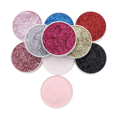 1 Pound Hot Pink DIY Art & Craft Extra Fine Glitter With Shaker Bottle