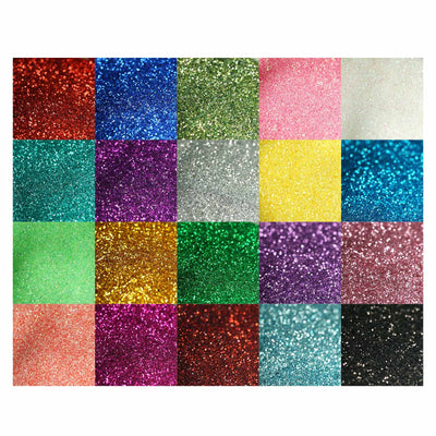 1 Pound White DIY Art & Craft Glitter Extra Fine With Shaker Bottle