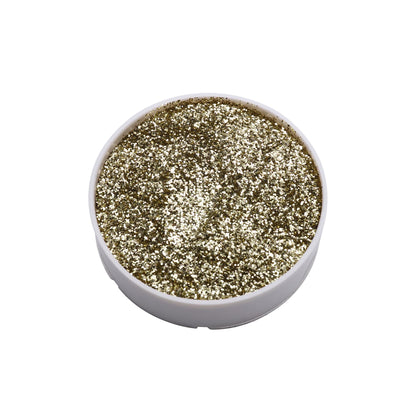 1 Pound Gold DIY Art & Craft Glitter Extra Fine With Shaker Bottle