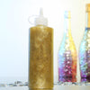 4 oz Gold Art & Craft Glitter Glue | Glitter Sensory Bottles DIY