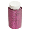 1 Pound Hot Pink DIY Art & Craft Confetti Glitters | Chunky Glitter with Shaker Bottle
