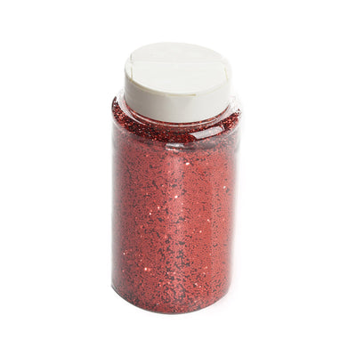 1 Pound Burgundy DIY Art & Craft Confetti Glitters | Chunky Glitter with Shaker Bottle