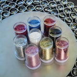 23 Grams Rose Gold Extra Fine Glitters | Craft Glitter Powder