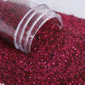 23 Grams Hot Pink Extra Fine Glitters | Craft Glitter Powder