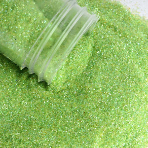 Extra Fine Glitter Wholesale - Apple Green