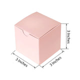 "100 PCS | 3""x3"" Party Favor Boxes"
