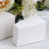 100 PCS Cake Slice Favor Boxes