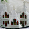 24 PCS White Church Bubbles Bridal Favor