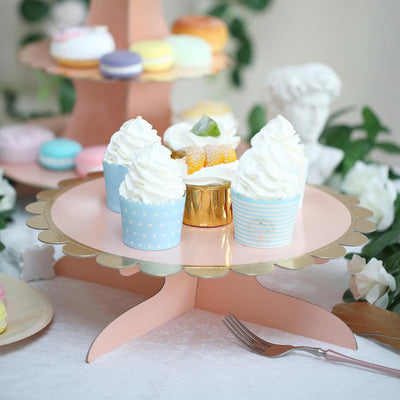 "1 Tier | 13"" Blush 