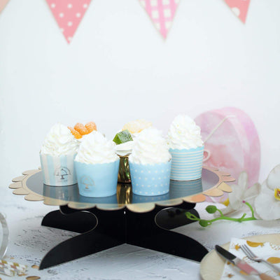 "1 Tier | 4"" Cardboard Cupcake Stand 